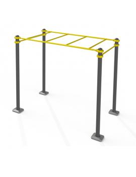 Workout  Monkey bar