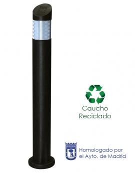 Bolardo Alo Caucho Reciclado