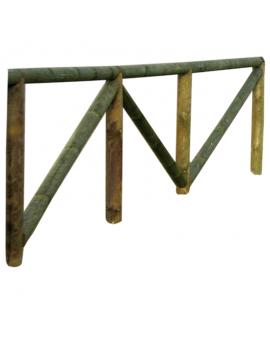 Talanquera Diagonal