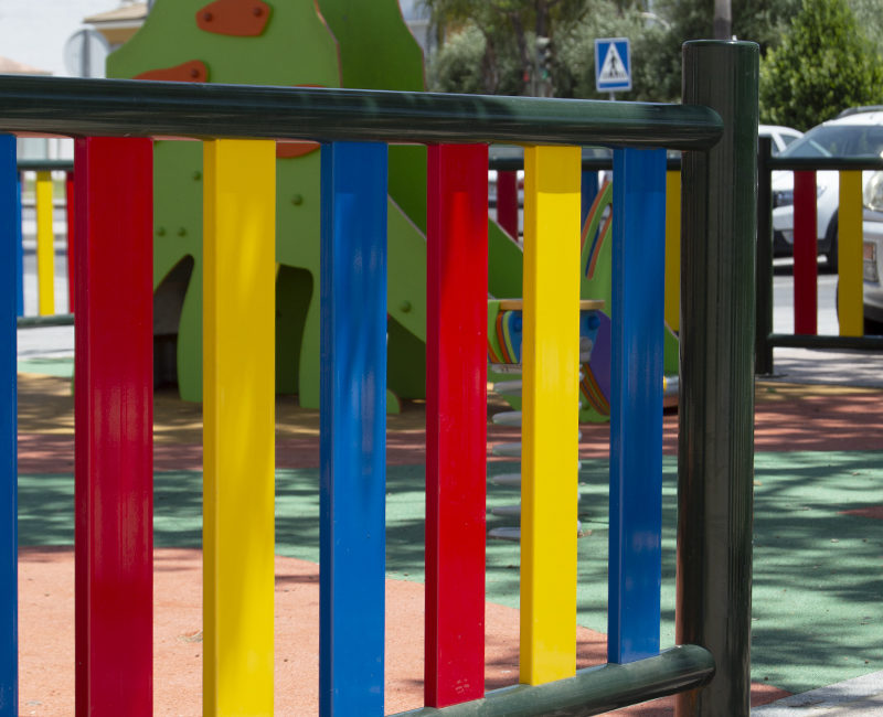 Valla metálica colores MU50C