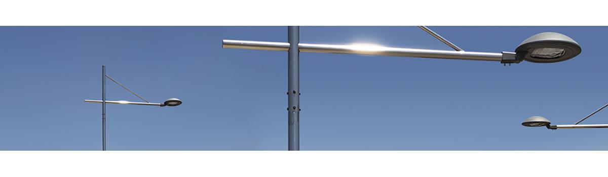 Luminarias Alumbrado Público: Iluminación Vial e iluminación urbana