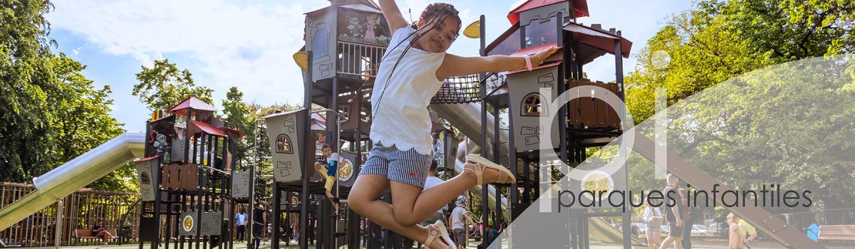 Mobiliario de Parques Infantiles