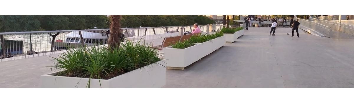 Mobiliario Urbano Jardineras