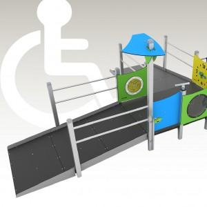 Parques inclusivos