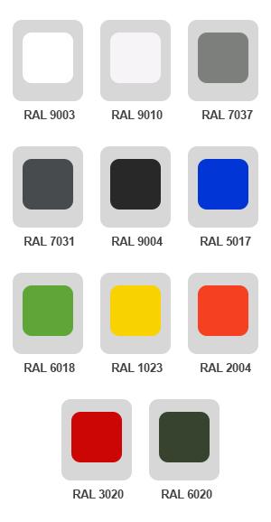 gama de colores jardinera venecia Big